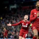 Csodát tett, BL-döntőben a Liverpool