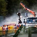 Kómában van a múlt heti F2-es baleset súlyos sérültje