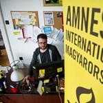 Kínos rés van az Amnesty International rendszerében