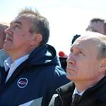 Putyin embere kiakadt az orosz műholdblamázs miatt