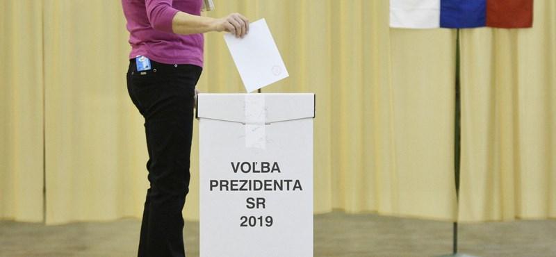 Megkezdődött a szavazás Szlovákiában