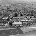 Így tűnt el szinte pillanatok alatt egy repülőgépgyár – fotók