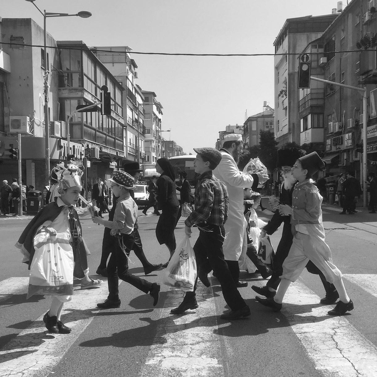 Tel-Avivban is magyar szó jön szembe az utcán
