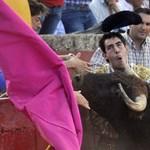 Fotó: Nagyon súlyos sérülést szerzett egy matador