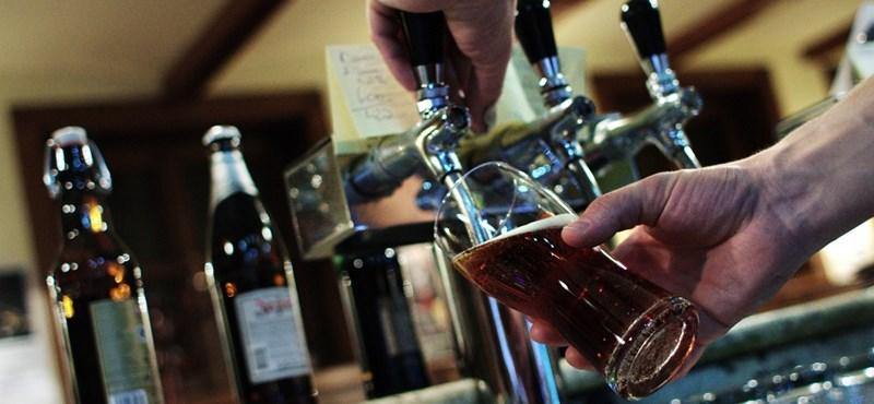 Itt kapható a legdrágább sör a világon