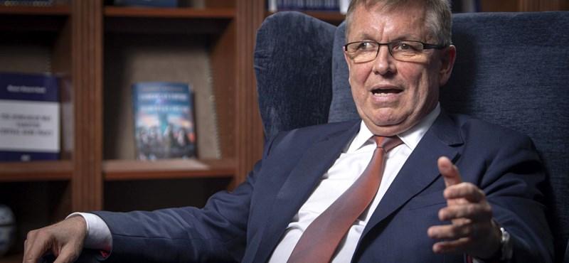 Matolcsy: Az ellenzék a spekulációt és a potyautas-stratégiákat támogatná, ha hatalomra kerülne