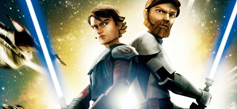 Sorozathírek: Simon Pegg is csatlakozott a Star Wars: The Clone Wars stábjához