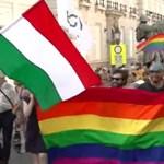 """""""A bátorságot ünnepeljük"""" - ilyen volt a 20. Budapest Pride"""