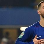 A Real Madrid bejelentette sztárigazolását, Eden Hazardot