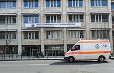 Szünetel a sürgősségi betegellátás a Honvédkórházban szombat éjszaka