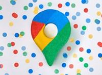 Nyissa meg a Google Térképet a telefonján, önhöz is megérkeztek az új funkciók