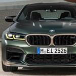 Egy magyar dizájner megtervezte a 635 lóerős új BMW M5 CS kombit