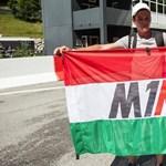 Jön a hétvége: Michelisz saját magyar csapatában versenyez Mogyoródon