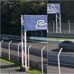 Vasárnapi pályaautózáson csapódott 200-zal a kerítésnek egy Audi RS3 - videó