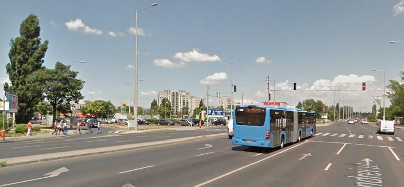 Új plázát építenek Budapesten
