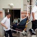 Hetek óta nincs lift a mátészalkai kórházban, ölben kell cipelni a betegeket