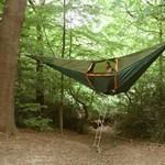 Tentsile, a lebegő sátor bárhova felállítható
