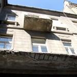 Hasznos alapterület növelése erkélybeépítéssel
