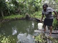 Olcsón nyer ki ivóvizet a levegőből Afrika egyik legígéretesebb feltalálója