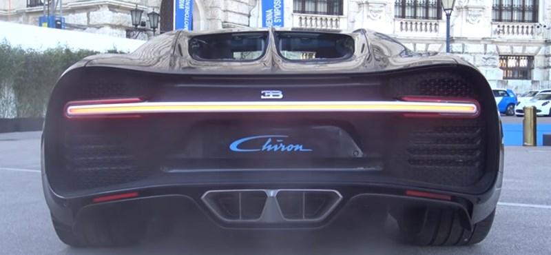 Tudja, mennyit eszik az 1500 lóerős Bugatti 100 km-en? Meg fog lepődni