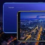 Itt a Huawei új óriásmobilja, elég baráti árcédulával