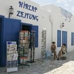 Balatonfüred lebontatná a görög falut