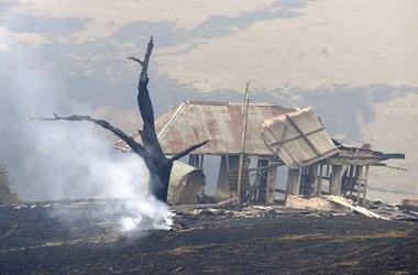 Újabb bozóttüzektől rettegnek Ausztráliában