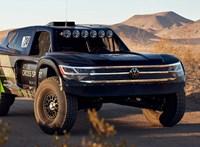 A VW újdonsága egy igazi benzinpusztító fenevad