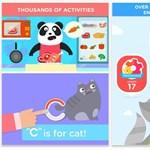 Egy szuper ingyenes app, amellyel óvodások és kisiskolások tanulhatnak idegen nyelveket