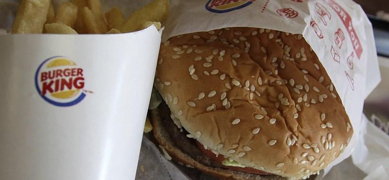 Vega burgerrel viccelte meg a vásárlókat a Burger King