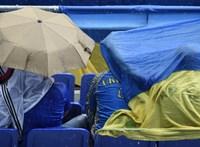 Elfogadta a vitatott nyelvtörvényt az ukrán parlament
