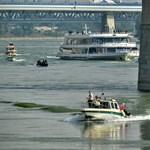 Több hajó nem tud eljutni Budapestre a Duna alacsony vízszintje miatt