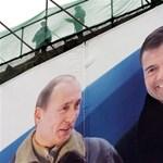 Mélyponton az orosz vezetők népszerűsége