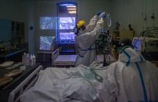 Az Emmi tagadja, hogy betelt volna a lélegeztető-kapacitás két fővárosi kórházban