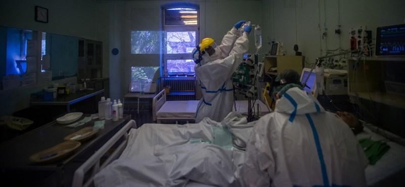 Meghalt 3 beteg és 3678-ra nőtt a fertőzöttek száma