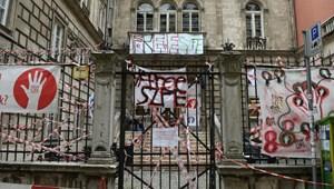 Már 52 napja tart a blokád - ez történt eddig a Színművészetin