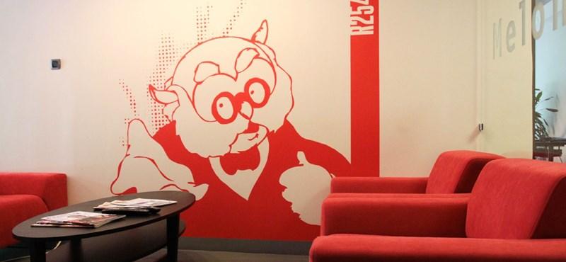 Kreatív falfestés - bemutatjuk a Melon FX irodáját