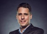 Az Apple-től átigazoló Dobó Mátyás a Vodafone új vezérigazgató-helyettese