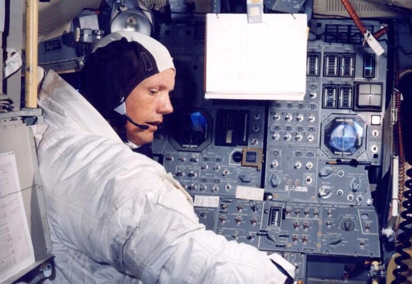Ez a hihetetlenül egyszerű számítógép repítette Armstrongékat 50 éve a Holdra