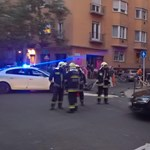Három autó ütközött Újlipótvárosban, kisgyerekek is megsérültek