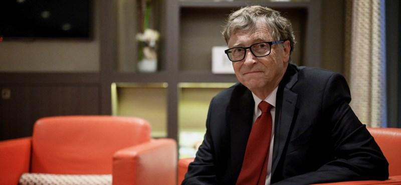 Bill Gates: Volna itt három dolog, ami miatt jobb lesz nekünk 2021-ben