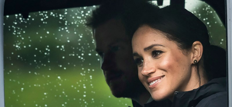 Órákon belül megszületik Meghan Markle és Harry herceg gyermeke