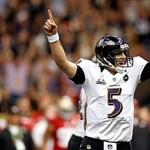 Áramszünet és hatalmas fordulat után a Baltimore nyerte a Super Bowlt