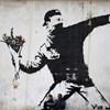 """""""Hát ez meg mi a fene?"""" Tudta nélkül állították ki Banksy műveit Moszkvában"""