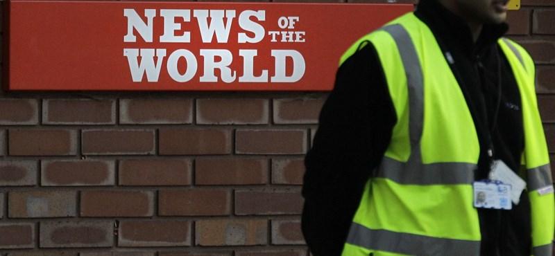 Budapest is szerepelt a News of the World utolsó számában