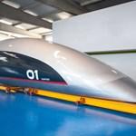 Na, ez nem MÁV: ilyesmi vonat mehet majd 1200 km/h-val a Budapest-Bécs-Pozsony vonalon is