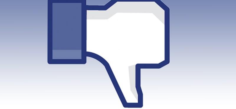 """Ezért vezeti be a Facebook a """"nem tetszik"""" gombot"""