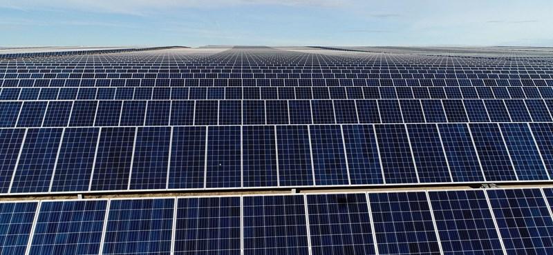 Megépítették a világ legnagyobb, egybefüggő napelemfarmját, 1,18 GW energiát termel