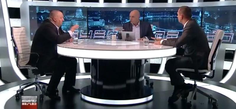 Harmatgyenge személyeskedés volt a várva várt Fidesz-MSZP-vita