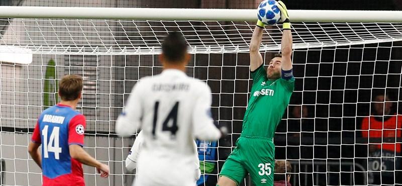 Nem talált gólt a Real, még mélyebben a ManU